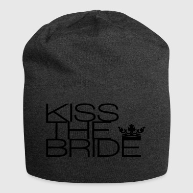 kiss the bride - Jersey Beanie