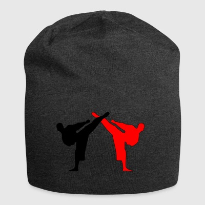 Kickboxer MMA 2 Fighter Shadow Style - Jersey Beanie