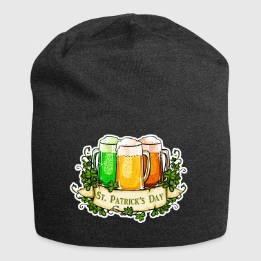 St Patricks Day - Bonnet en jersey