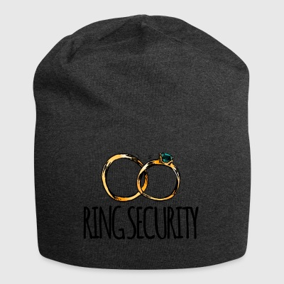 Wedding / Marriage: Ring Security - Jersey Beanie