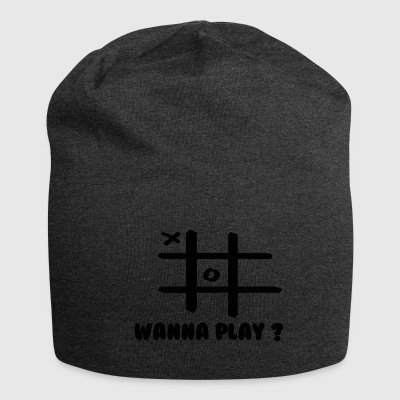 Wanna play - Jersey-Beanie