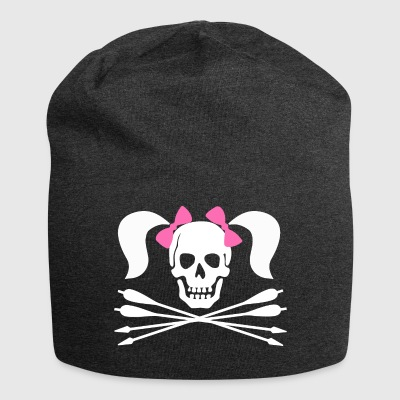 Pirate Archer Girl - Jersey Beanie