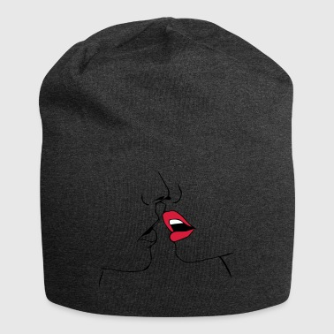 Kissing - Jersey Beanie
