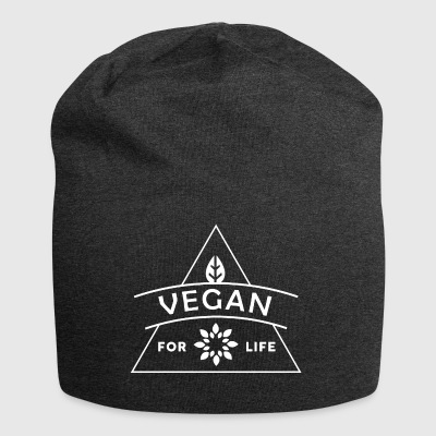 VEGAN FOR LIVET - Jersey-beanie