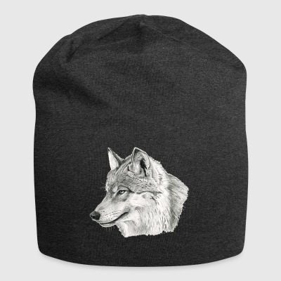 Canis_lupus - Jersey-Beanie