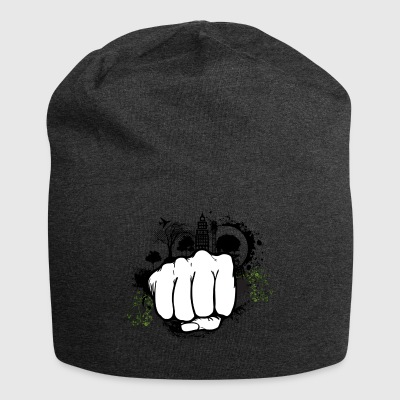 The fist of God! - Jersey Beanie