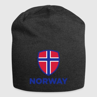 National Flag Of Norway - Jersey Beanie