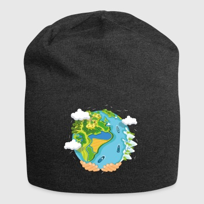 water planet - Jersey-Beanie