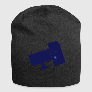 computers - Jersey Beanie