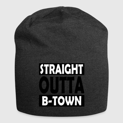 Straight Outta B-Town - Jersey-Beanie