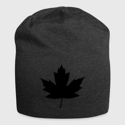 maple leaf - Jersey Beanie