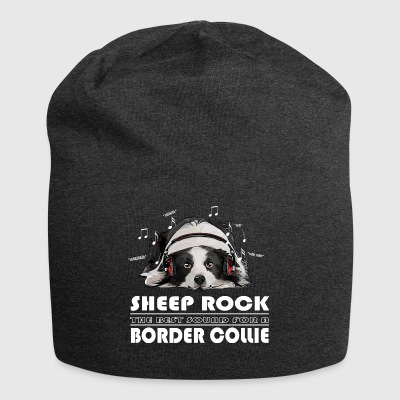 BORDER COLLIE SHEEP ROCK - Jersey Beanie