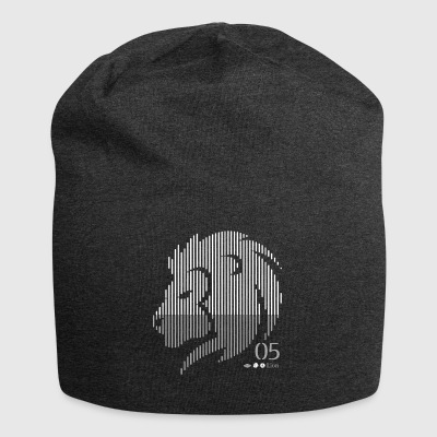 Lion-sign - Bonnet en jersey