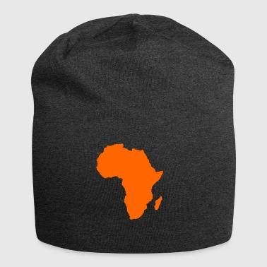 african map - Jersey Beanie