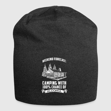 Weekend Camping - Jersey Beanie