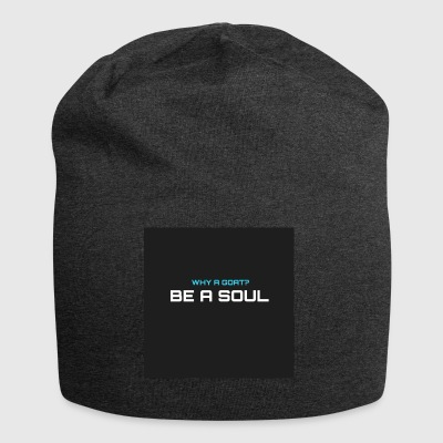 Why a goat? BE IN SOUL - Jersey Beanie