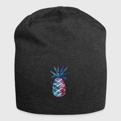 Be a Pineapple: Purpur - Jersey-Beanie