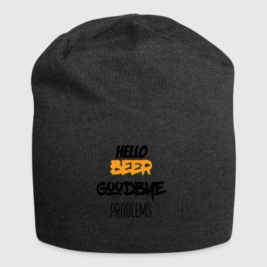 Ciao birra - Beanie in jersey