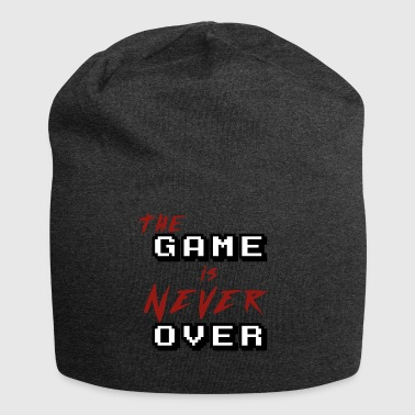 The game is never over - Jersey Beanie