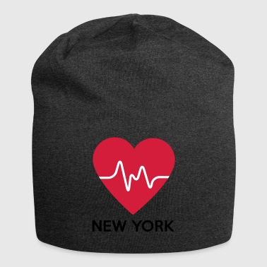 Heart New York - Jersey Beanie
