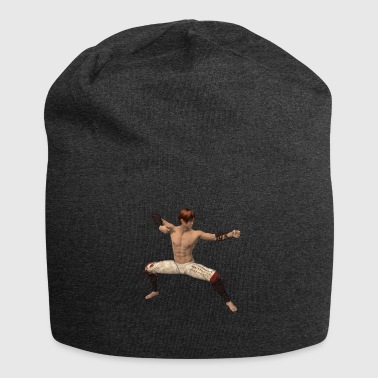 Fighter, asian - Jersey Beanie