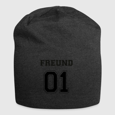 Friend - Black Edition - Jersey Beanie