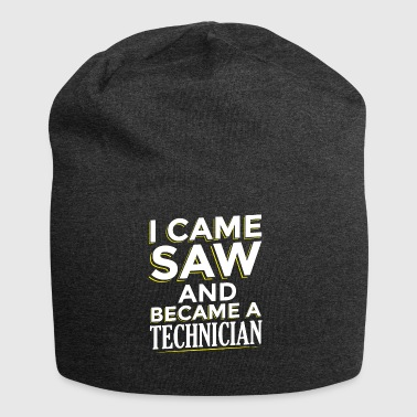 I Came SAW ET UN TECHNICIEN Became - Bonnet en jersey