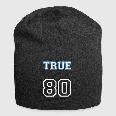 True80 di grande - Beanie in jersey