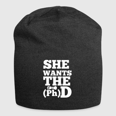 Doctor / Doctor: She Wants The D - Jersey Beanie