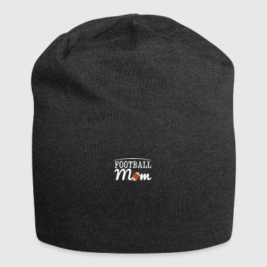 football mom - Jersey Beanie
