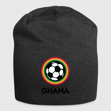 Football Crest Of Ghana - Jersey Beanie