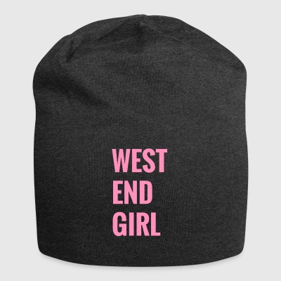 West end girl - Jersey Beanie