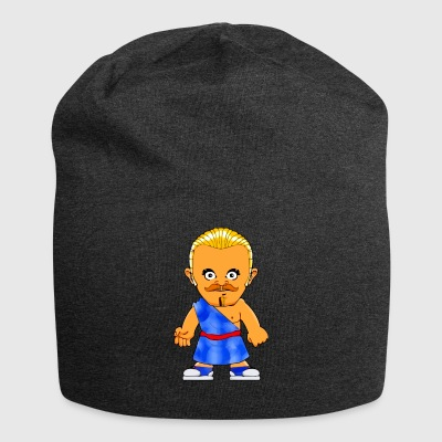 Spartan comic style Warrior fighter Romans - Jersey Beanie