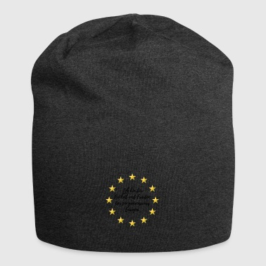 Europe Peace Freedom - Jersey Beanie