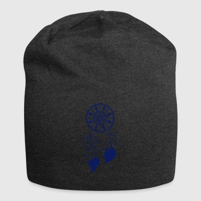 Blue Dream catcher - Jersey Beanie