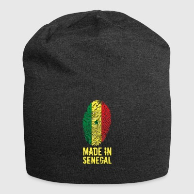 Made In Senegal / Sénégal - Jersey Beanie