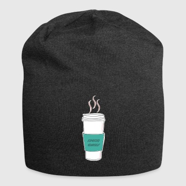 Espresso yourself - Jersey Beanie