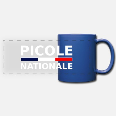 Gendarmerie picole nationale - Panoramic Mug