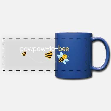 For Pawpaw Pawpaw To Bee.. - Panoramic Mug