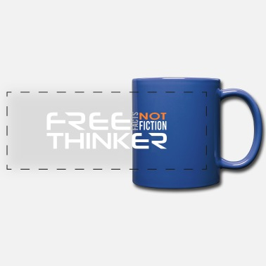 Free Thinker Free Thinker 'Mojo Designs' Shirt - Panoramic Mug