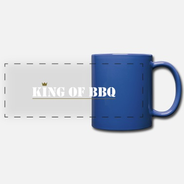 King king of bbq - Panoramic Mug