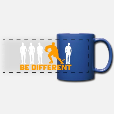 Be Different Hockey - Be different - Kubek panoramiczny