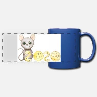 Little Mouse LITTLE MOUSE - Panoramic Mug