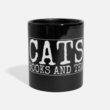 Bad Cat collection cool funny animals - Panoramic Mug