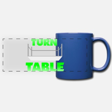 Turn Tables Turn Table - Panoramic Mug