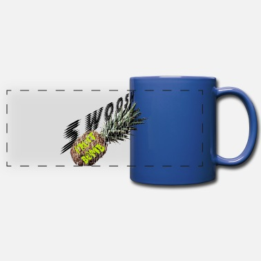 Fruit bomb - Panoramic Mug