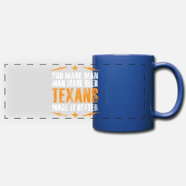 texans - Mug panoramique