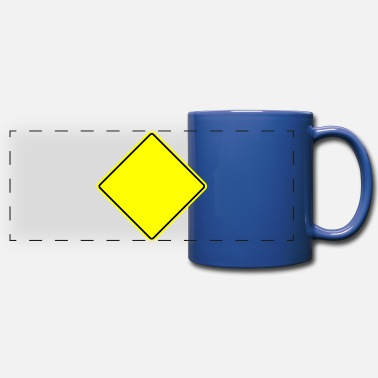 Signs Sign sign - Panoramic Mug