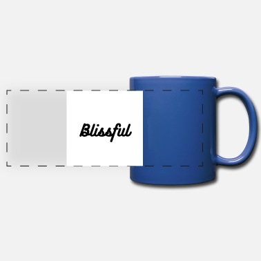Bliss Blissful - Panoramic Mug