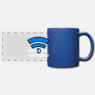 Online Online gaming - Panoramic Mug